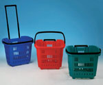 Rolling Basket (pack of 10 baskets)